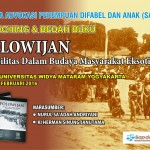 Launching dan Bedah Buku Polowijan