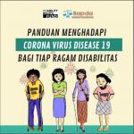 Panduan Menghadapi Covid-19 bagi tiap Ragam Disabilitas