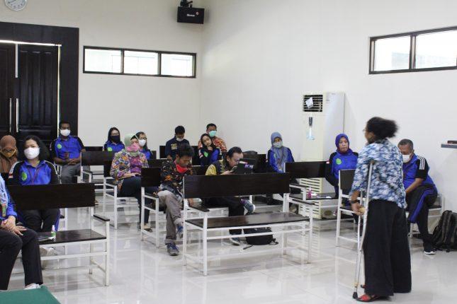 SAPDA Sosialisasikan Pengadilan Inklusif di PN Karanganyar