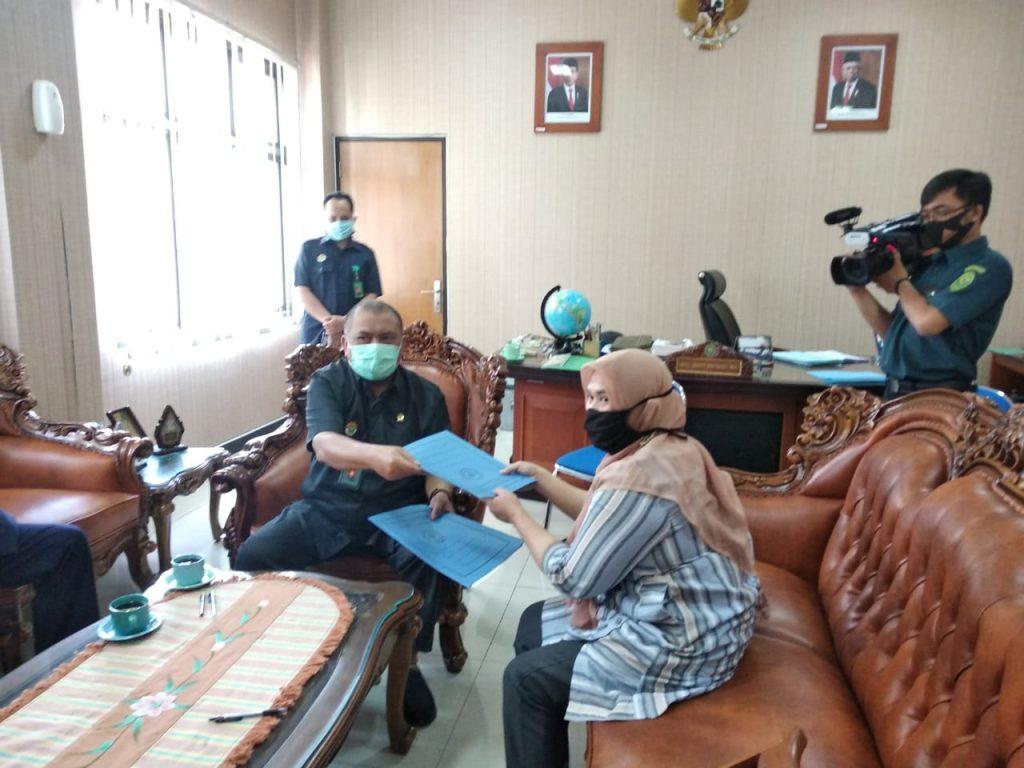 SAPDA dan Pengadilan Agama Yogyakarta Tandatangani MoU Peradilan Inklusif