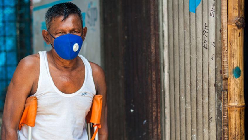 Disabilitas di Masa Pandemi