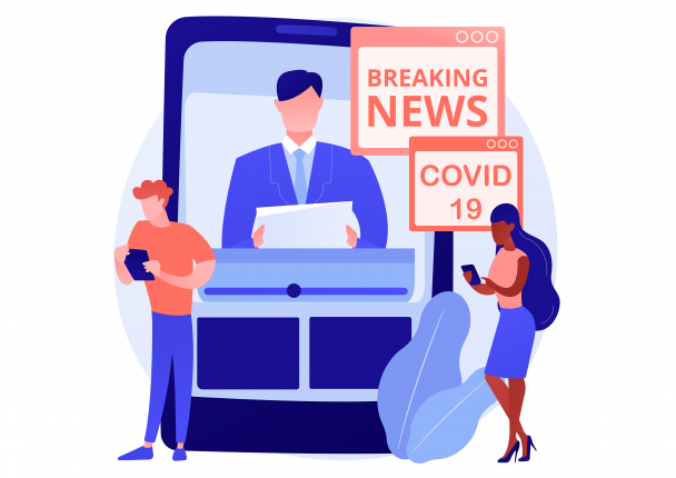 Covid News (Sumber: Freepik/Vectorjuice