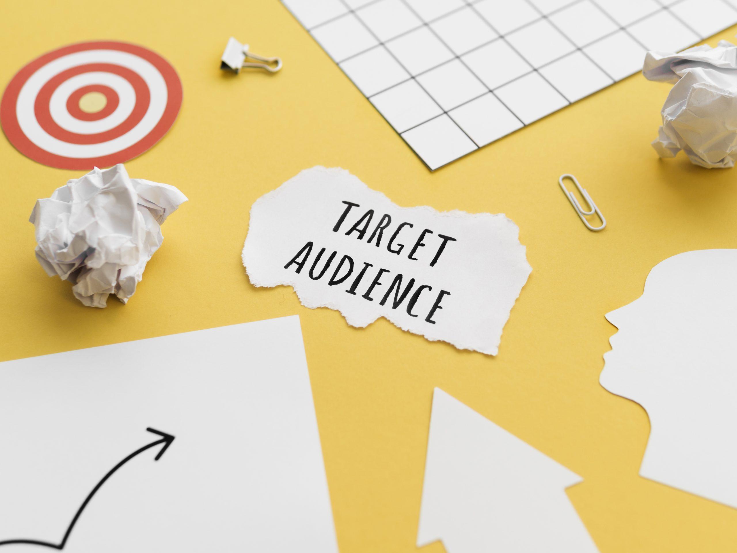 Target Audiens (Sumber: Olympus Digital Camera/Freepik)